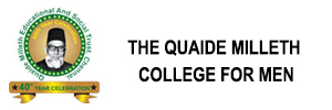Zigma Marketing - THE QUAIDE MILLETH COLLEGE FOR MEN